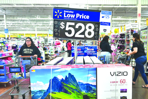US consumer prices post solid increase
