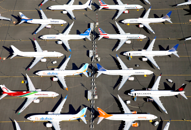 Boeing striving for 737 Max's return to the skies