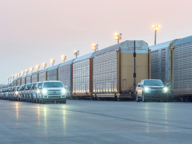 Ford-GM rev up electric trucks to head off Tesla