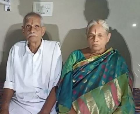 'World's oldest mother' from India and her husband take their babies home
