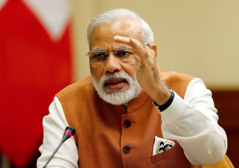 Indian Prime Minister Modi to celebrate 69th birthday with mother