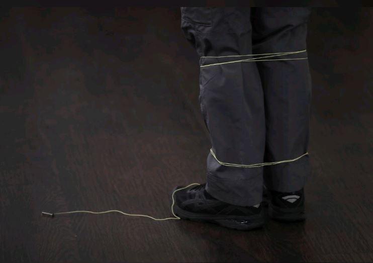 US Police test 'Spider-Man' device as alternative to Taser