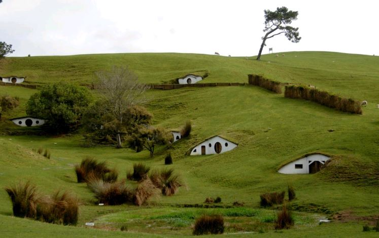 New Zealand to be Middle-earth again in Amazon's The Lord of the Rings series