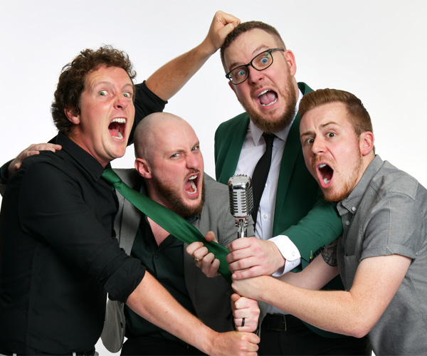 UK's popular 'improv' comedy troupe comes to Bahrain