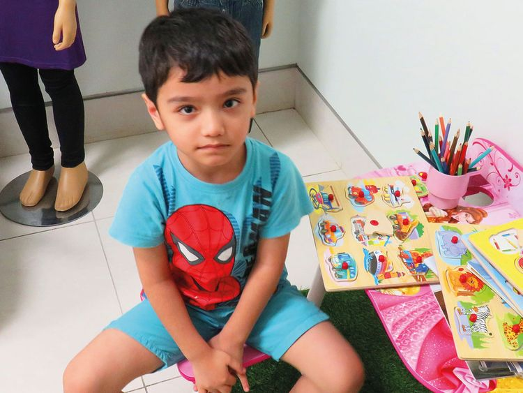 Boy found in Dubai mall was 'abandoned by mother five years ago'