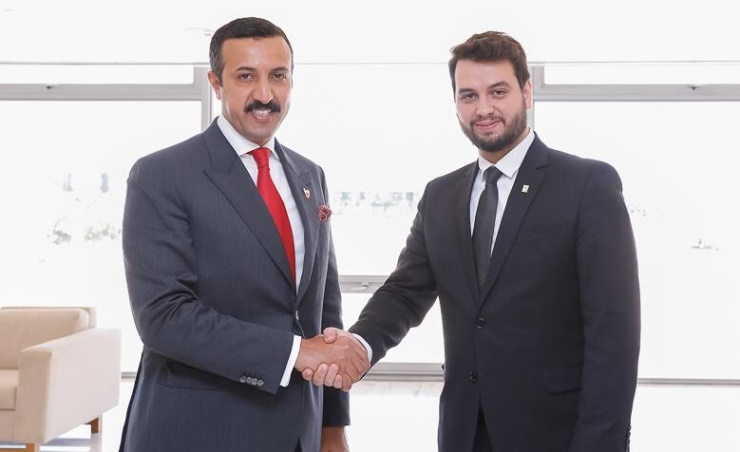 Bahrain, Brazil stress closer ties, wider co-operation