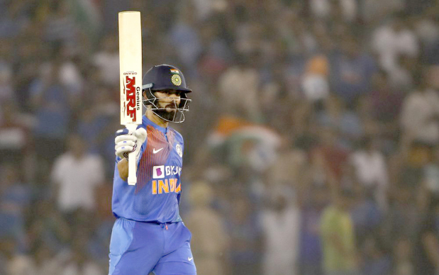 Kohli steers India to T20 victory