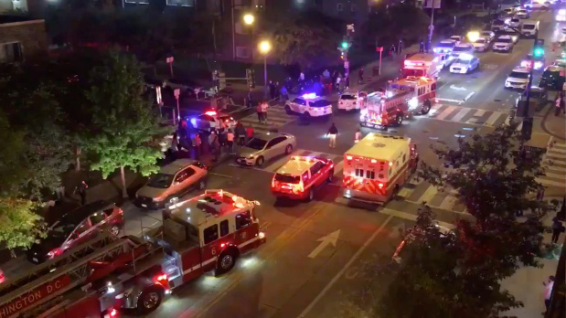 One Dead, 5 Injured In Shooting On Streets Of Washington, D.C