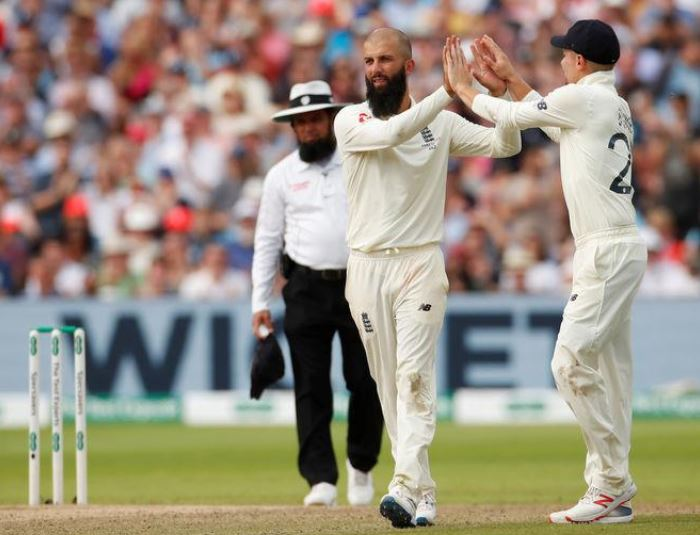 England's Moeen takes break from Tests