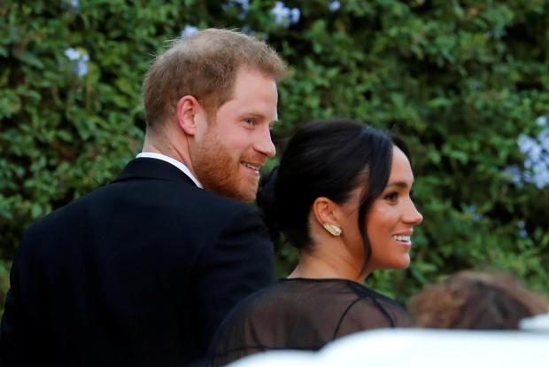 Prince Harry, Meghan, Ivanka Trump attend Bahrain-born designer Misha Nonoo's wedding