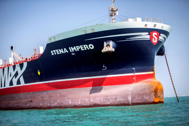 Seized British oil tanker will be released soon says Iranian official