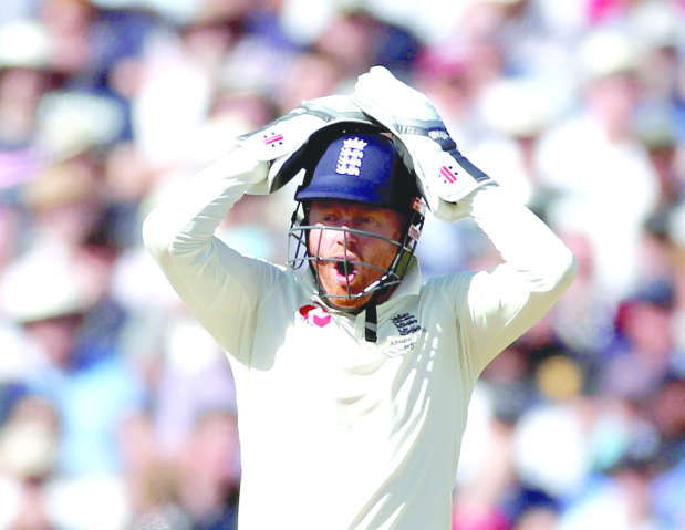 Bairstow dropped from Test squad