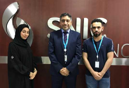 <p>Undergraduate students from various local and international universities have joined an internship programme at SNIC Insurance Company. The internship presents students with an opportunity to expand their knowledge base of the insurance industry by participating in on-the-job training and hands-on projects and assignments which opens future possibilities. The young leaders were assigned to various departments in the company based on their specialisations and interests. &ldquo;The internship is part of our corporate social responsibility commitment and long-term vision towards empowering different segments of the Bahraini society, by providing the future generations with opportunities to attain extensive on-job training that complements their education,&rdquo; said SNIC Insurance assistant general manager Ahmed Radhi. Above, Mr Radhi, centre, with two of the interns.</p>