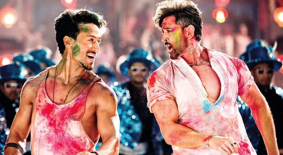 Watch: New song 'Jai Jai Shivshankar' from 'War' pits Hrithik against Tiger