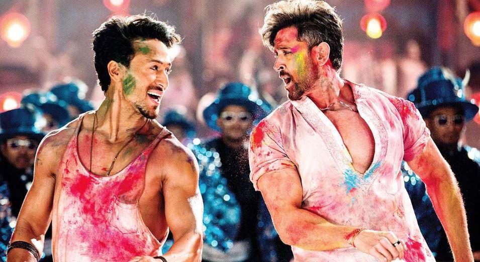 Watch: New song 'Jai Jai Shivshankar' from 'War' pits Hrithik against Tiger