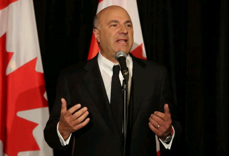 Kevin O'Leary's wife facing charges in deadly boat crash