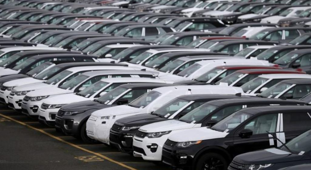 Jaguar Land Rover to stop output at UK factories for a week due to Brexit