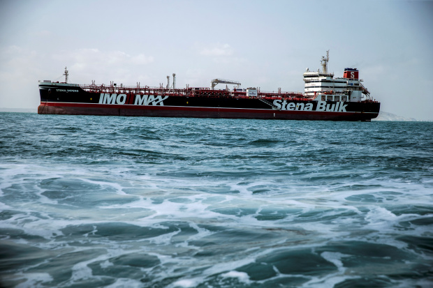 UK says it will protect shipping after Stena Impero leaves Iranian port