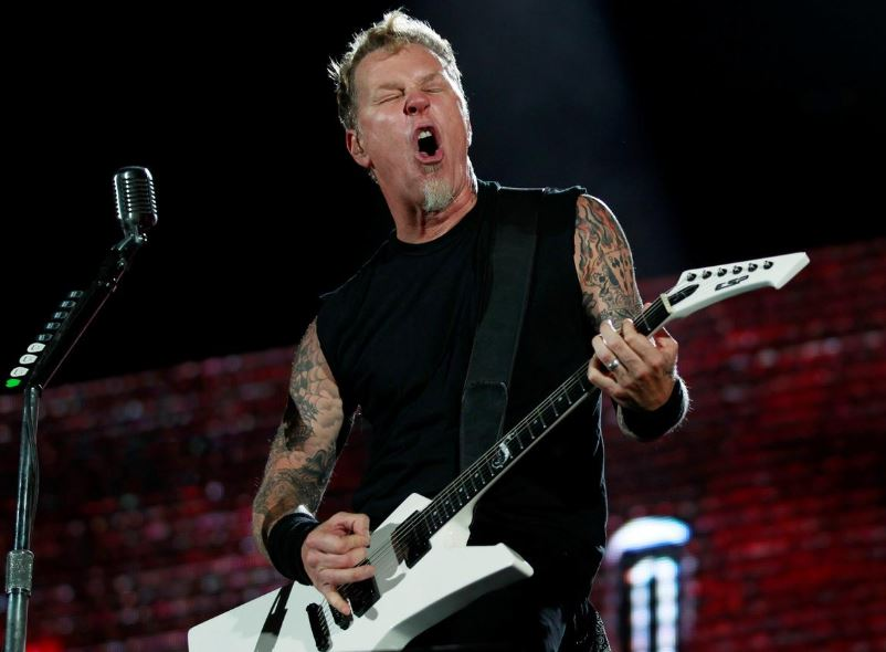 Metallica cancel Australia, New Zealand tour as Hetfield enters rehab