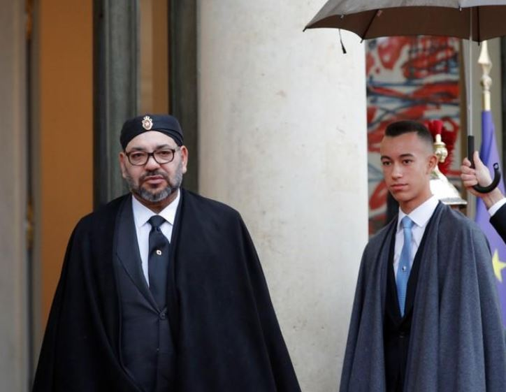 Moroccan king ill