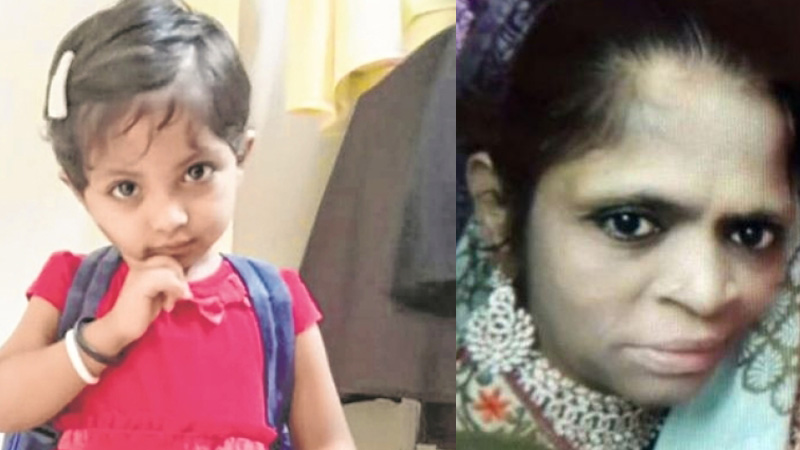 India: Two-year-old girl dies after being 'thrown out of window' by grandmother