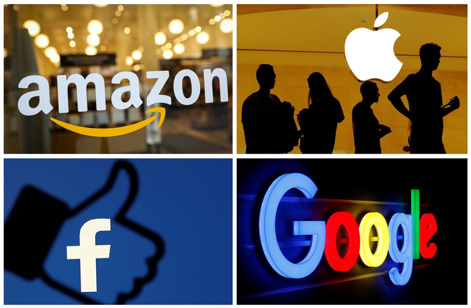 Facebook, Google, Amazon face another House inquiry