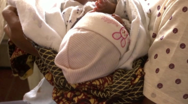Nigerian police free 19 women and girls from Lagos 'baby factory'