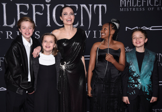 Hollywood Photos Angelina Jolie At The Premiere Of