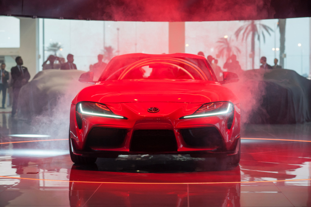 New Toyota GR Supra launched