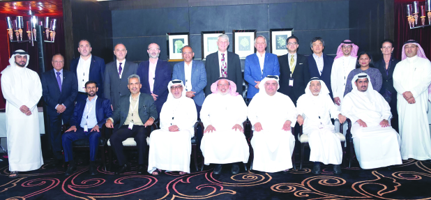 Achievements and plans of the Gulf Downstream Association, a non-profit association providing a platform to help promote knowledge sharing in the downstream oil and gas industry, were discussed during the third quarterly board meeting, as well as the annual and extraordinary general assemblies on the same day. The association's chairman Suleman Al Bargan, financial secretary and board member Ebrahim Talib and board member Jasem Al Sayegh welcomed the senior representatives who attended.