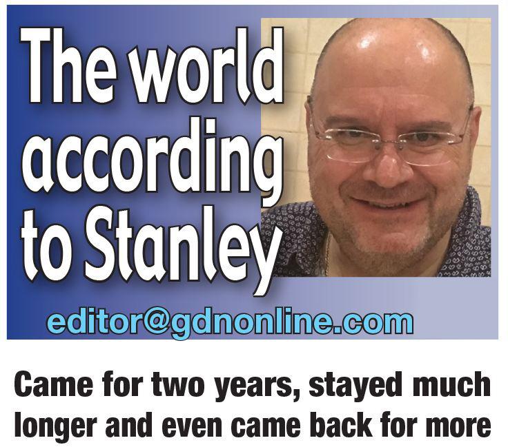The GDNonline Editor's words of wisdom