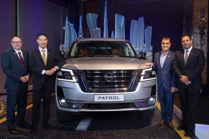 New Nissan Patrol makes global debut in the Middle East