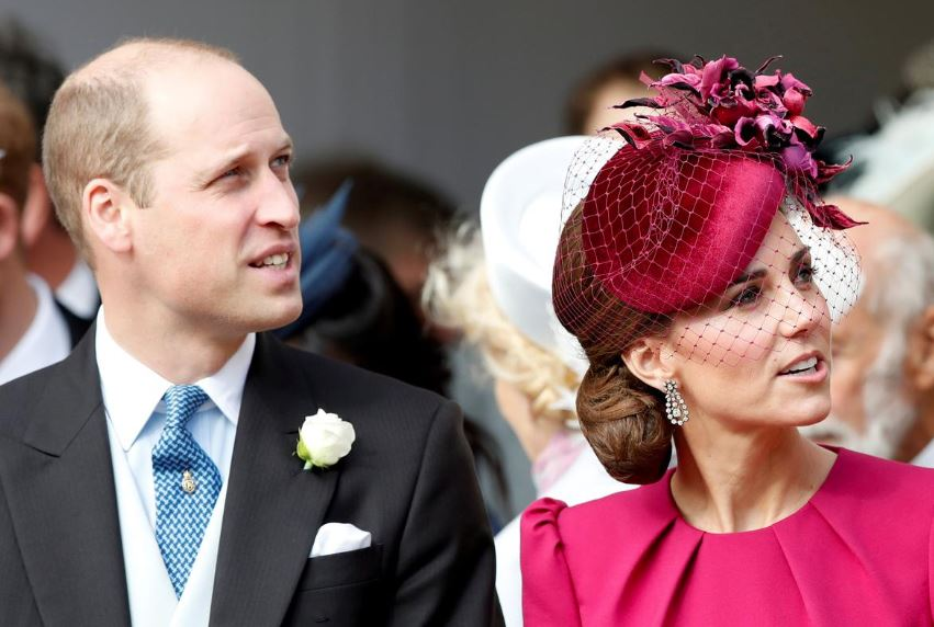 Prince William and Kate Middleton to visit Pakistan on October 14