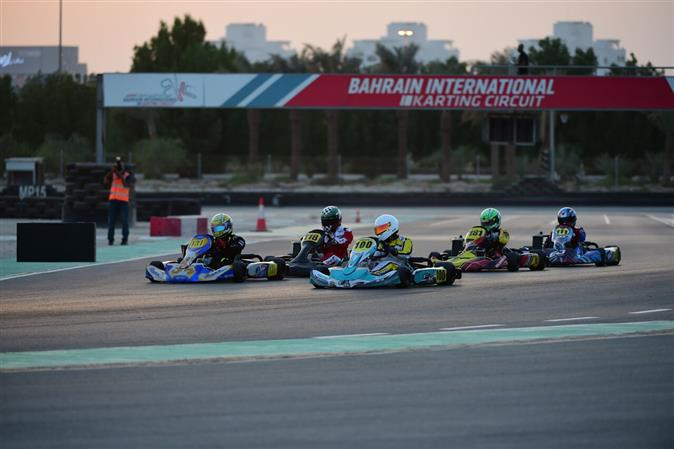 National karting sprints kick off 2019/2020 season Saturday at Bahrain Karting Sprint Championship