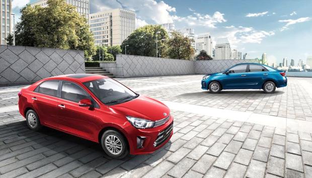 Advertorial Stylish New Kia Pegas Unveiled