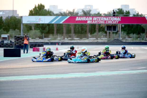 Karting Sprint set to kick off