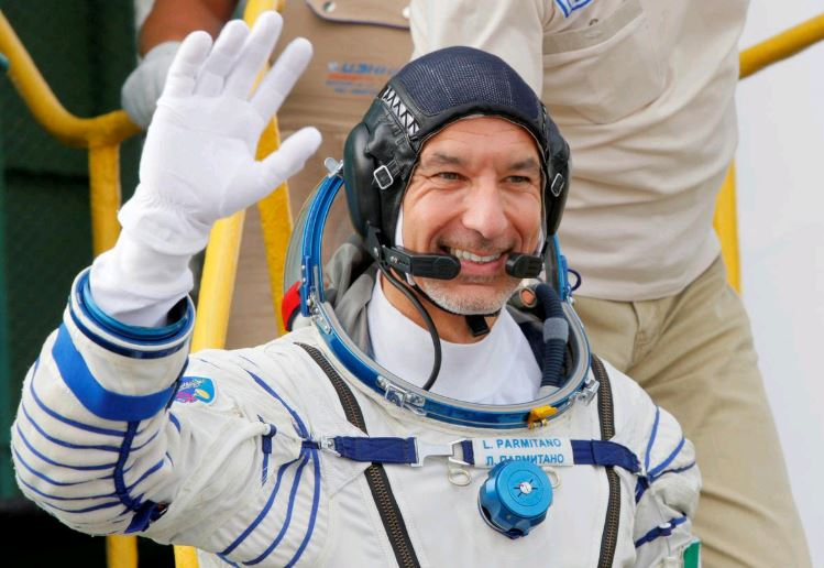 Rugby World Cup boldly goes to International Space Station