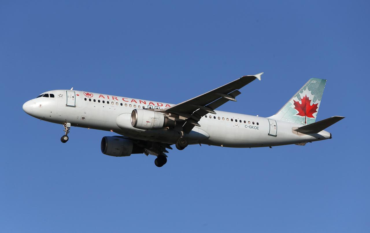 Woman forced to sit in her own urine during 7-hour Air Canada flight