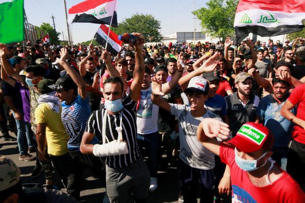 Iraq death toll rises to 65