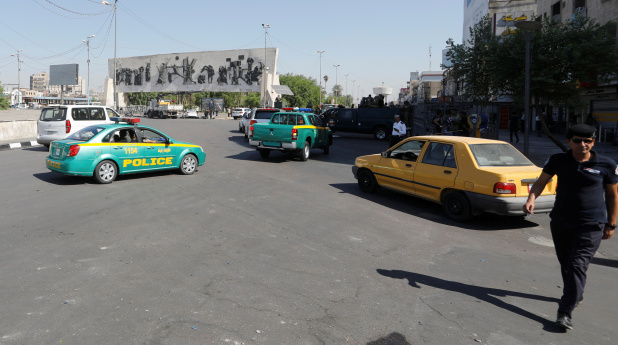Iraqi authorities lift Baghdad curfew; death toll rises to 72 in days of unrest