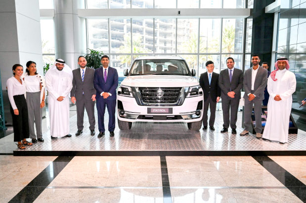 All-new Nissan Patrol launched