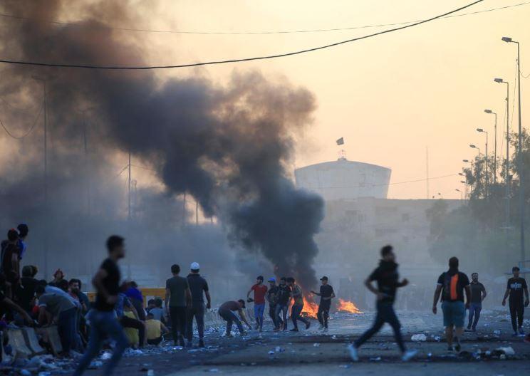 Iran snipers blamed as Iraq toll hits 100