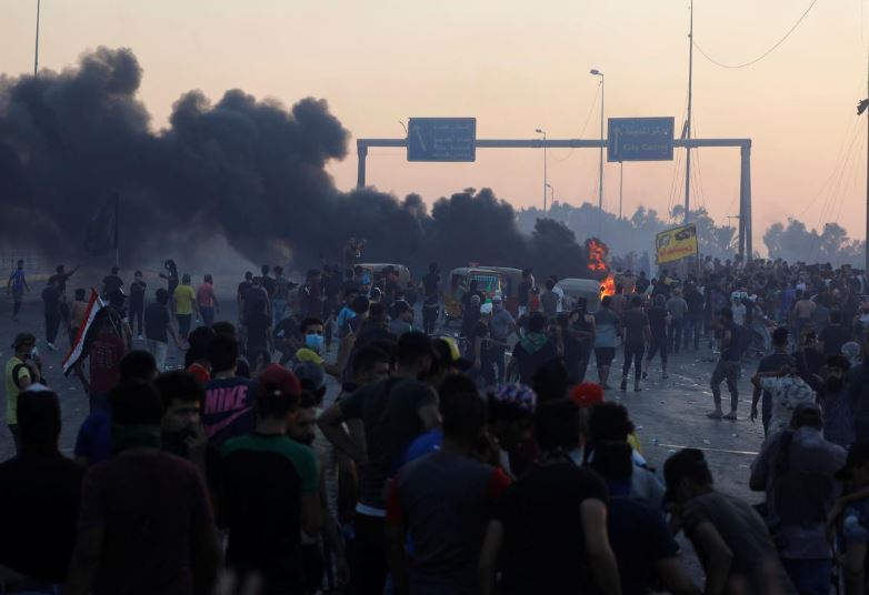 Eight killed, 15 wounded in new clashes in Iraq