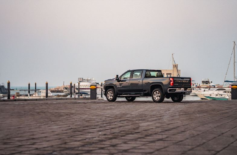 Chevrolet launches all-new Silverado Heavy Duty in the  Middle East
