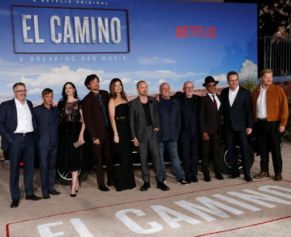 What to Watch on TV This Week: The 'Breaking Bad' Movie 'El Camino' on Netflix