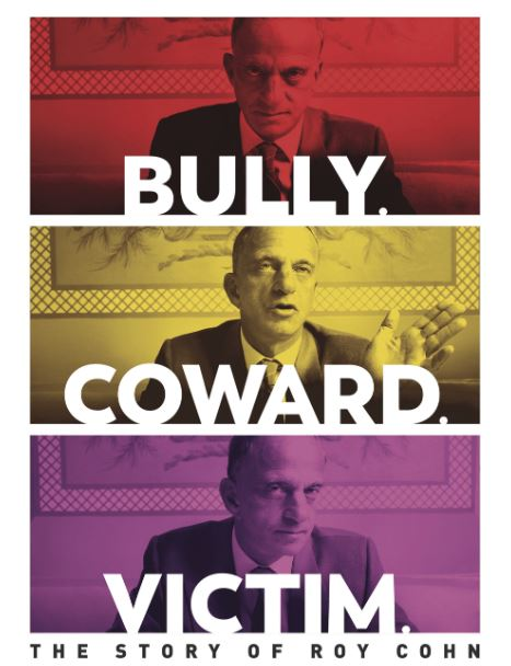 Film Review: 'Bully. Coward. Victim. The Story of Roy Cohn'