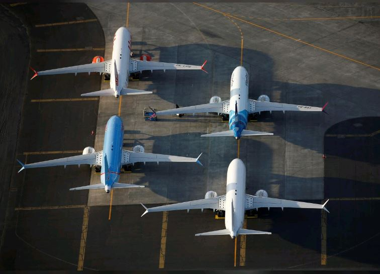 Boeing deliveries nearly halved in first nine months of 2019