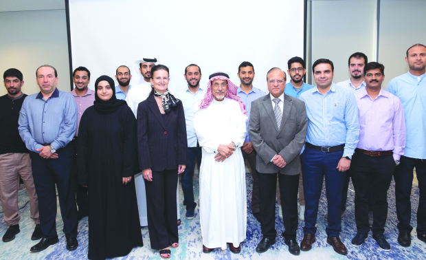 Training course held by Gulf Downstream Association