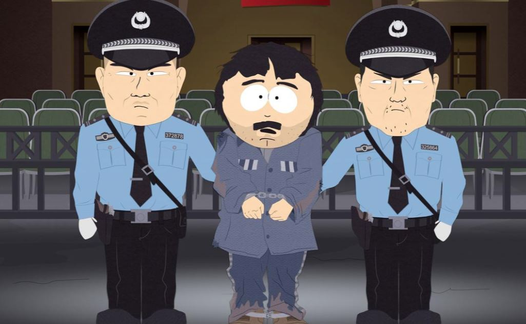 'South Park' creators offer mocking 'apology' to China over episode