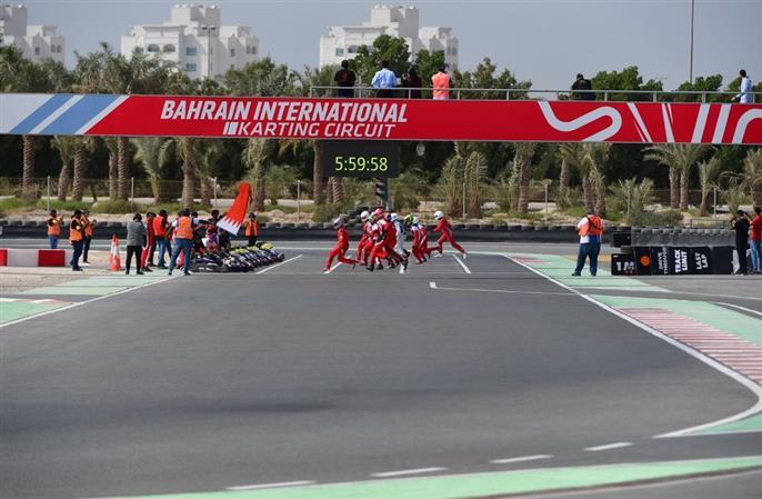 BIKC set for three-hour opening round to endurance karting championship